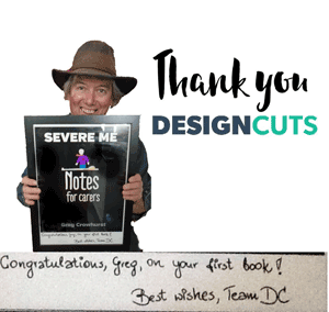 thank you design cuts